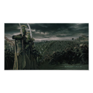 Battle for Middle Earth Poster