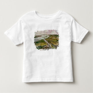 Battle for the Crossing of the Dvina, 1701 Toddler T-Shirt