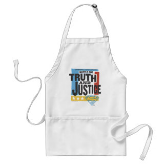 Battle for Truth & Justice Standard Apron