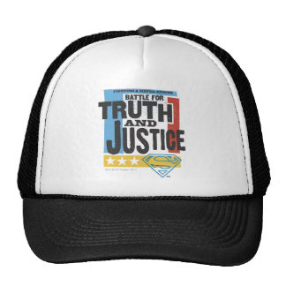 Battle for Truth & Justice Cap