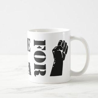 Battle for Tunisia Coffee Mug