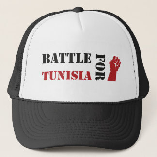 Battle for Tunisia Trucker Hat