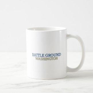 Battle Ground washington Basic White Mug