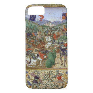 Battle of Agincourt, October 25th 1415 (w/c on pap iPhone 8/7 Case