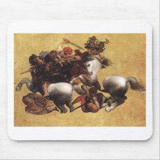 Battle of Anghiari by Leonardo da Vinci Mouse Pad