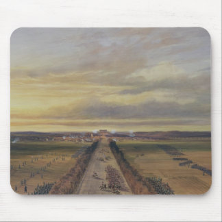 Battle of Brienne, 29th January 1814, 1840 Mouse Mat