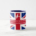 Battle of Britain 1 Two-Tone Mug