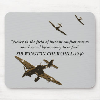 Battle of Britain 70th anniversary Mouse Mat