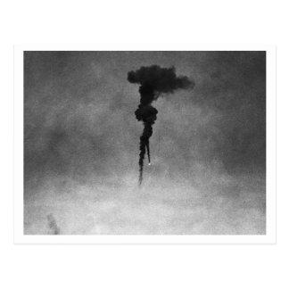 Battle of Britain & The Blitz: #12 Balloon Down Post Card