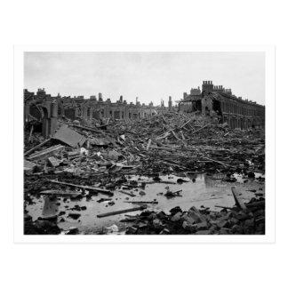 Battle of Britain & The Blitz: #24 - Aftermath Postcard
