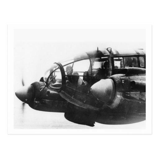 Battle of Britain & The Blitz: #39 He111 En Route Post Cards
