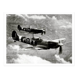 Battle of Britain & The Blitz: #45 The Few Postcard