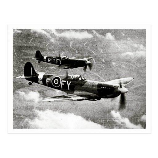 Battle of Britain & The Blitz: #45 The Few Post Card