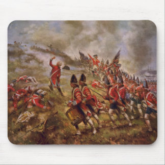 Battle of Bunker Hill Mouse Mat
