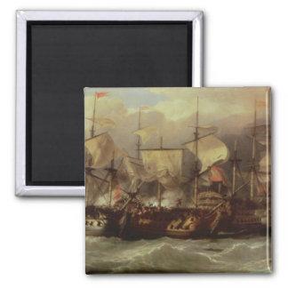 Battle of Cape St.Vincent Magnet