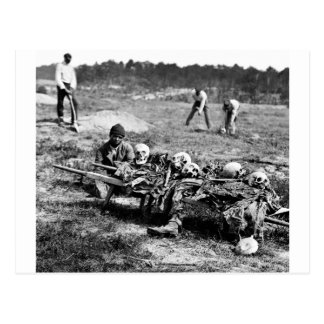 Battle of Cold Harbor, 1864 Postcard