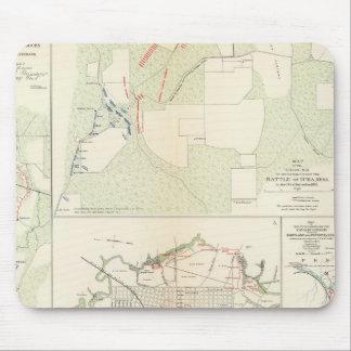 Battle of Corinth Iuka Bayou Fourche Mouse Mat