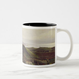 Battle of Croix des Bouquets Two-Tone Coffee Mug
