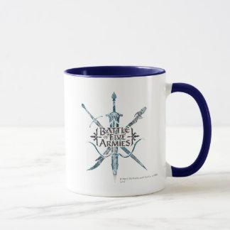 BATTLE OF FIVE ARMIES™ Logo Mug