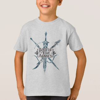 BATTLE OF FIVE ARMIES™ Logo T-Shirt