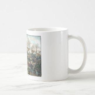 Battle of Fort Donelson -- Civil War Coffee Mugs