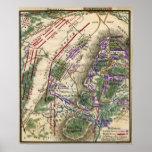 Battle of Gettysburg 4 Poster