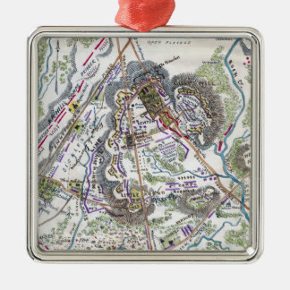 Battle of Gettysburg 6 Christmas Ornament