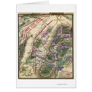 Battle of Gettysburg 8 Card