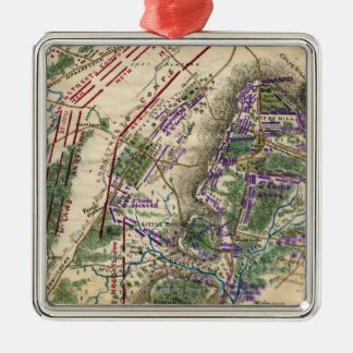 Battle of Gettysburg 8 Christmas Ornament