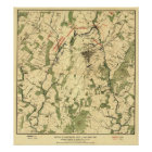 Battle of Gettysburg 9 Poster