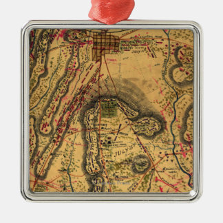 Battle of Gettysburg Christmas Ornament