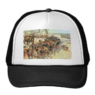 Battle of Guiliford Courthouse Trucker Hat