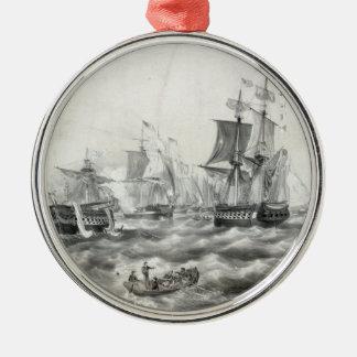Battle of Lake Erie Christmas Ornament