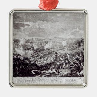 Battle of Lobositz, 1st October 1756 Christmas Ornament
