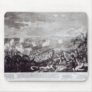 Battle of Lobositz, 1st October 1756 Mouse Mat
