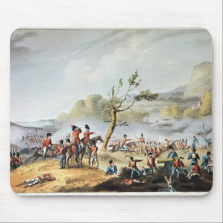 Battle of Maida Mouse Pad