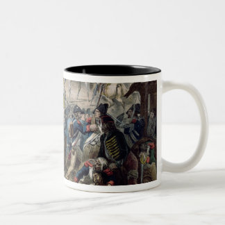 Battle of Marengo 14th June 1800 Two-Tone Coffee Mug