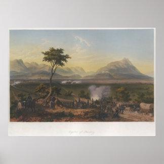 Battle of Monterey Poster