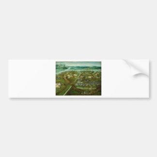 Battle of Pavia by Joachim Patinir Bumper Sticker