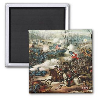 Battle of Pea Ridge Magnet