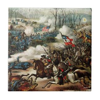 Battle of Pea Ridge Tile