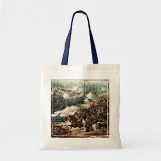 Battle of Pea Ridge Tote Bag