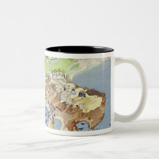 Battle of Piraeus, from the Pictorial History of t Coffee Mugs