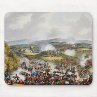 Battle of Quatre Bras, June 16th 1815, from 'The M Mouse Pad