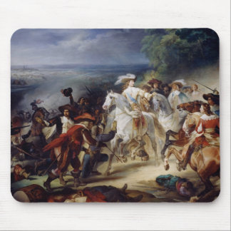 Battle of Rocroy, 19th May 1643, 1834 Mouse Mat