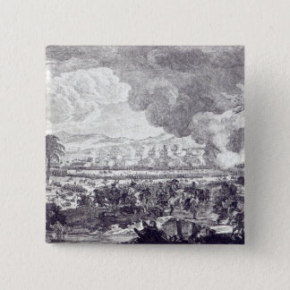 Battle of Rossbach, November 5th 1757 15 Cm Square Badge