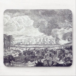 Battle of Rossbach, November 5th 1757 Mouse Mat