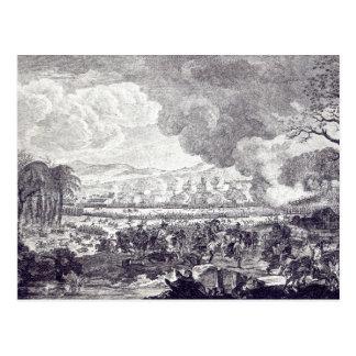 Battle of Rossbach, November 5th 1757 Postcard
