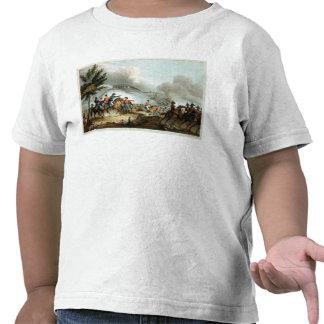 Battle of Salamanca,etched by J. Clarke T Shirt