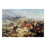 Battle of Solferino, 24th June 1859 Print